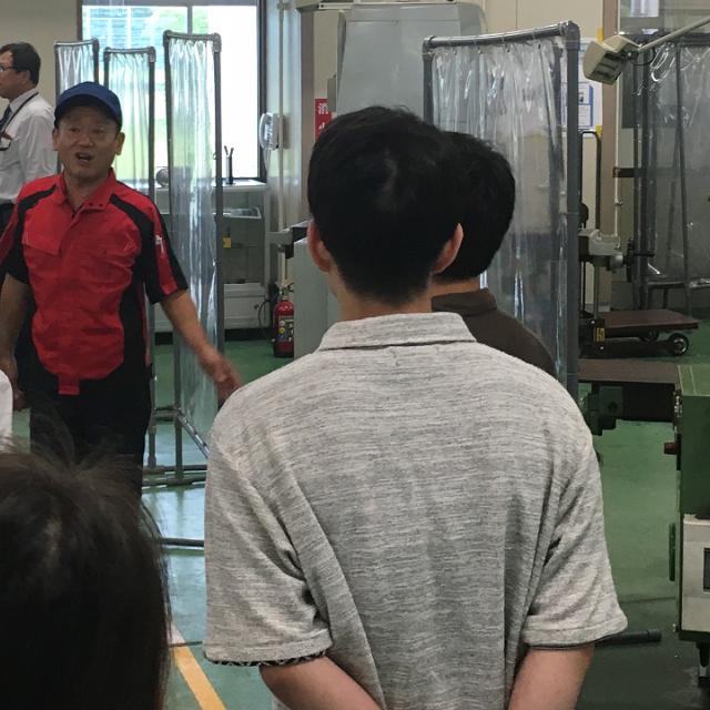 石川職業能力開発短期大学校 オープンキャンパス2