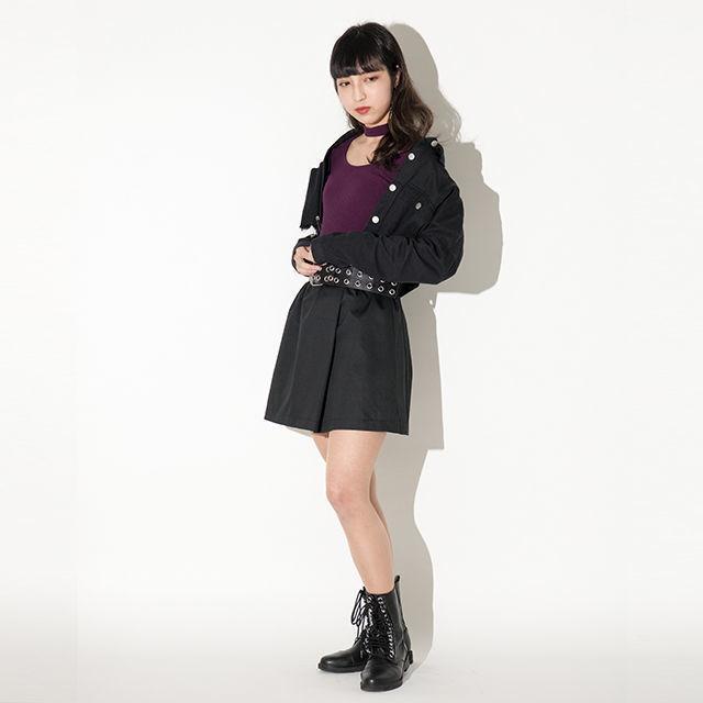 織田ファッション専門学校 スカート製作1