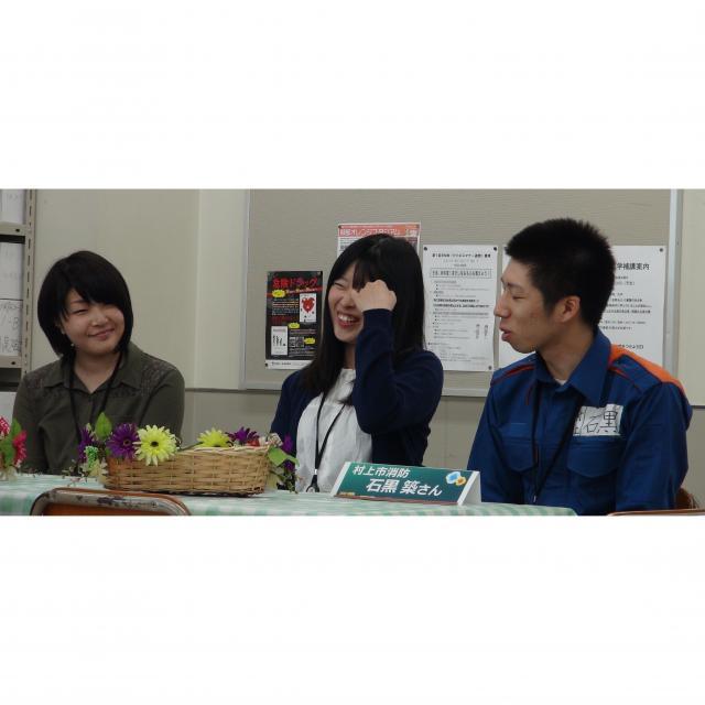 新潟公務員法律専門学校 【公務員を目指す!】NCOOLオープンキャンパス!1
