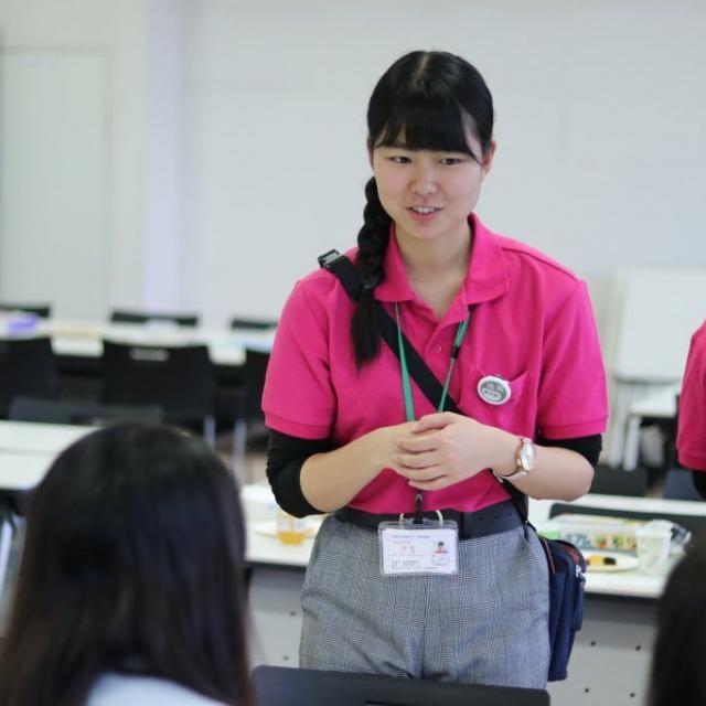 戸板女子短期大学 【ランチ付】7/21(土) 10-14時 /戸板女子OC開催1