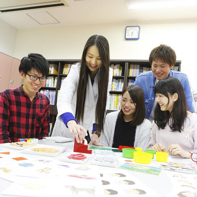 大阪バイオメディカル専門学校 福祉・心理の分野をめざす方のための体験授業1