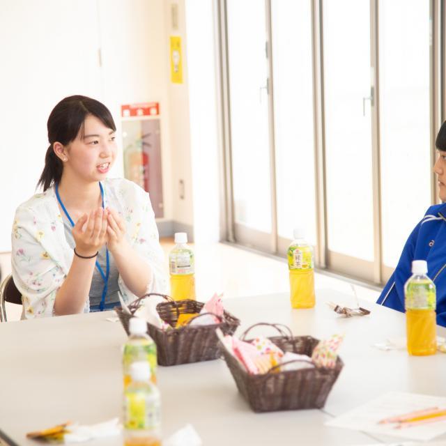 函館大谷短期大学 適性診断検査で自分に合う職業を見つけよう!2