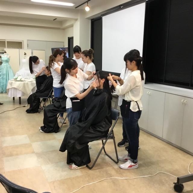 広島文化学園短期大学 ★コミュニティ生活学科★オープンキャンパス3