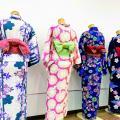 足利デザイン・ビューティ専門学校 ブライダル・ウェディング科:浴衣着付け☆浴衣プレゼント☆