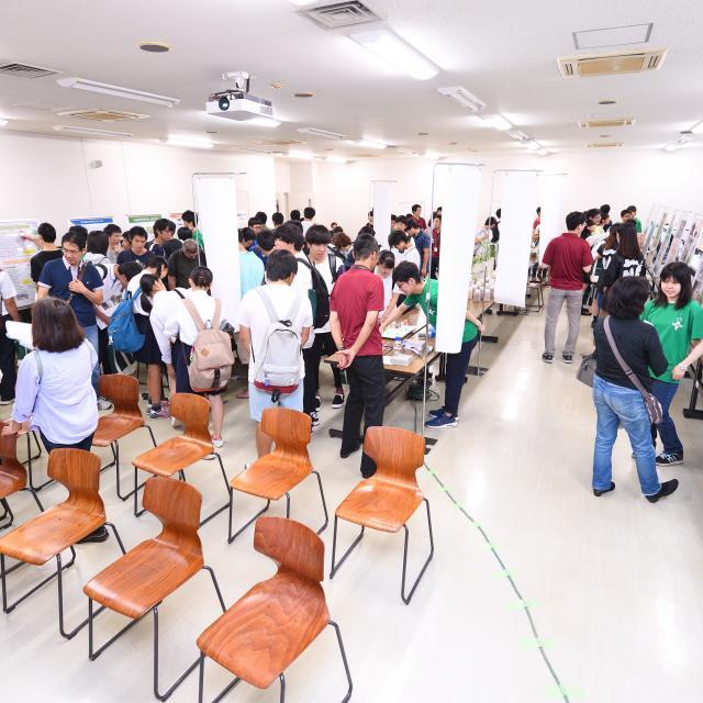 東京農業大学 オープンキャンパス2018(厚木キャンパス)3