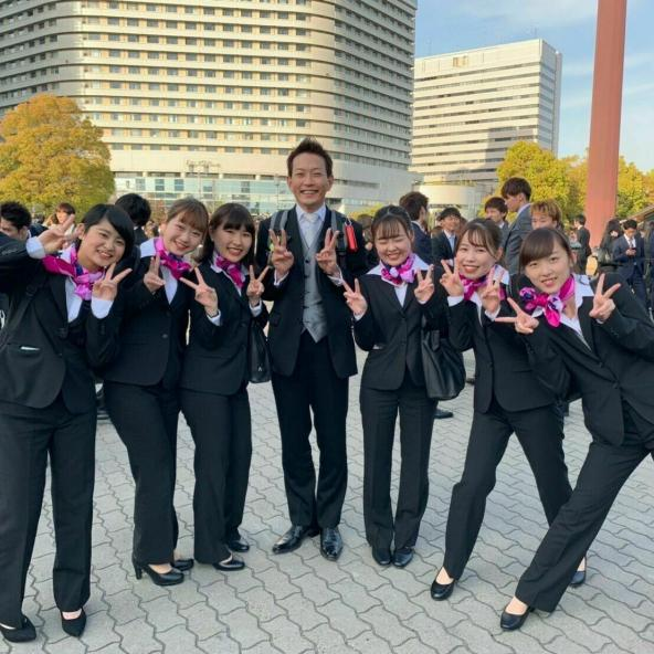 大阪 ウェディング & ホテル ir 専門 学校