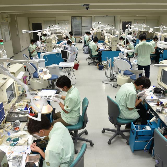 日本歯科大学 新潟生命歯学部 オープンキャンパス 20183