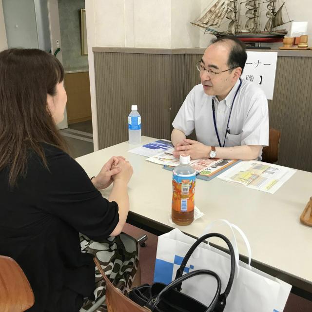 函館大学 【10月13日開催】放課後入試相談会4