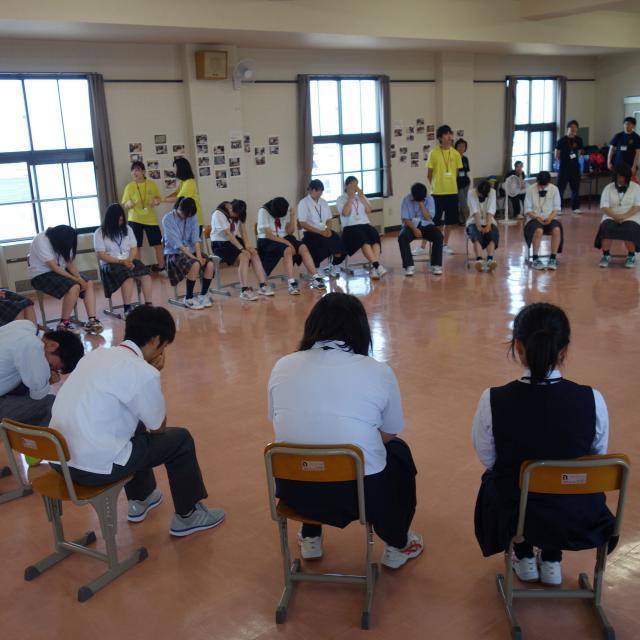 弘前厚生学院 2018 オープンスクール4