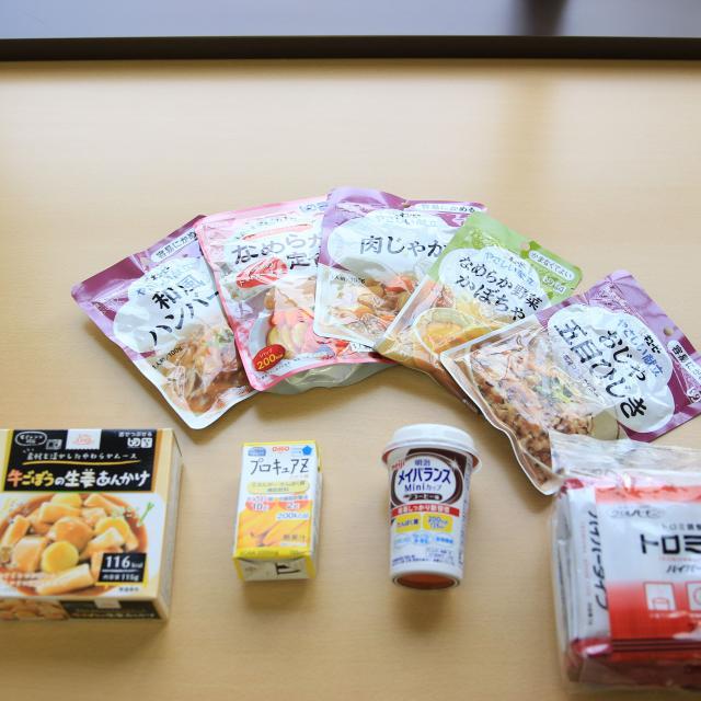 大原保育医療福祉専門学校熊本校 高齢者の気持ちになって食事を体験しよう♪~体験授業&相談会~3