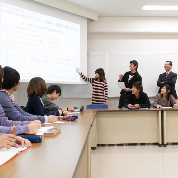 入らない 京都産業大学 ゼミ 京都産業大学 基本情報 大学ポートレート