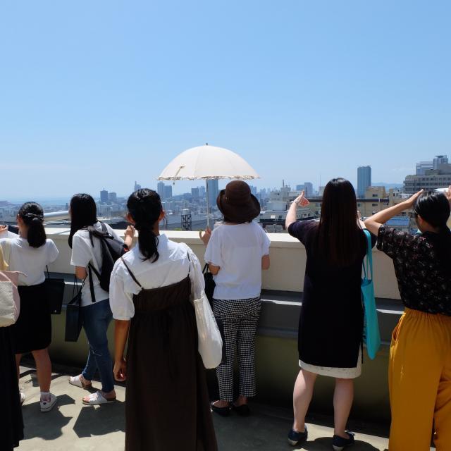 神戸海星女子学院大学 初夏のオープンキャンパス(個別相談型)3