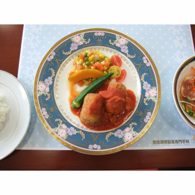 豊橋調理製菓専門学校 お手軽だけどプロの技が光る!【中国料理】を体験♪3