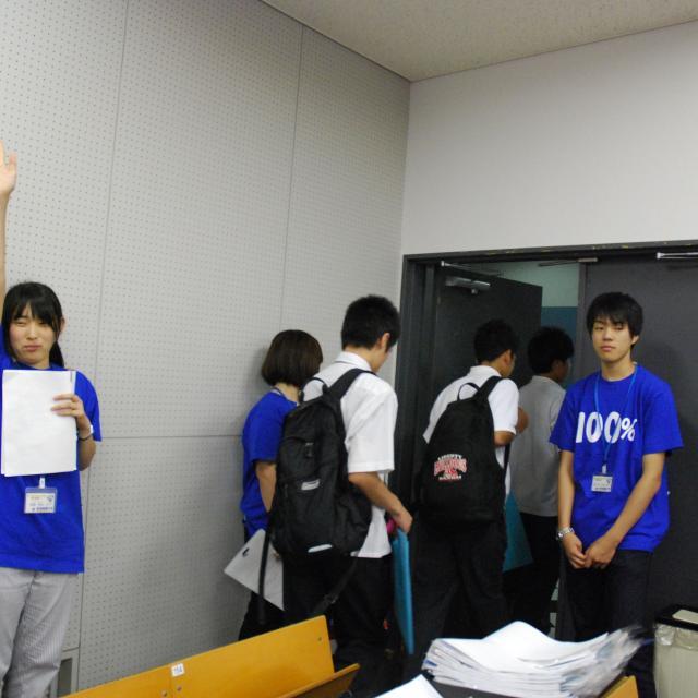 新潟産業大学 オープンキャンパス ~ハッピーな未来を手に入れよう!~4