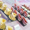 神戸国際調理製菓専門学校 *バレンタイン特別メニュー*インスタ映え チョコレートケーキ