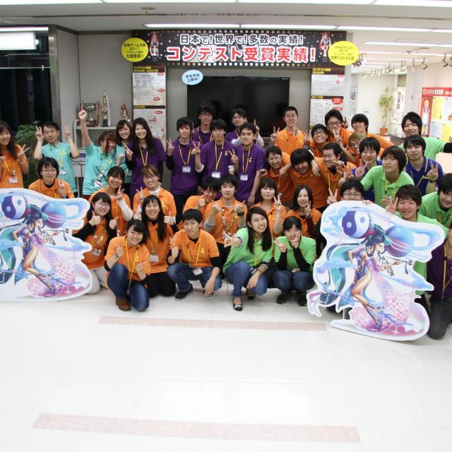 トライデントコンピュータ専門学校 ☆オープンキャンパス2018☆1