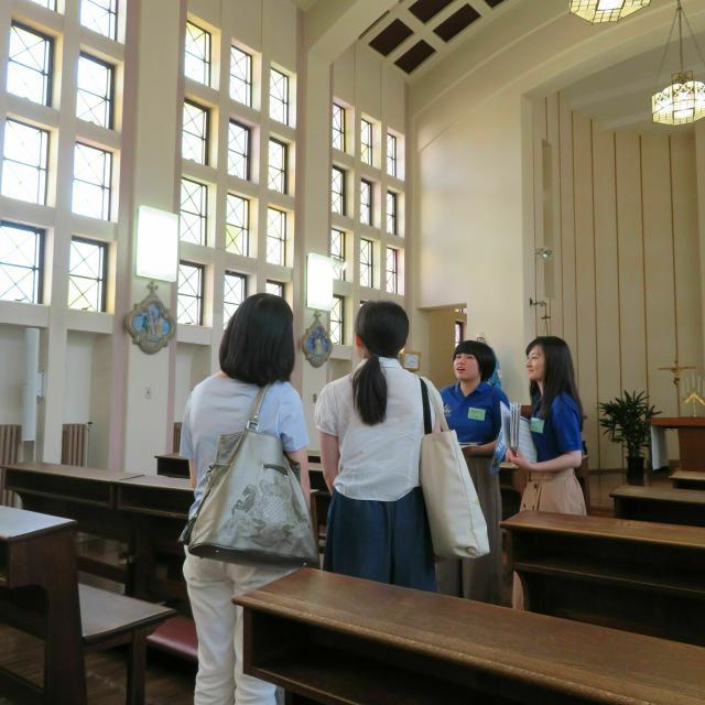 ノートルダム清心女子大学 【中止】オープンキャンパス(6/21,7/12)3