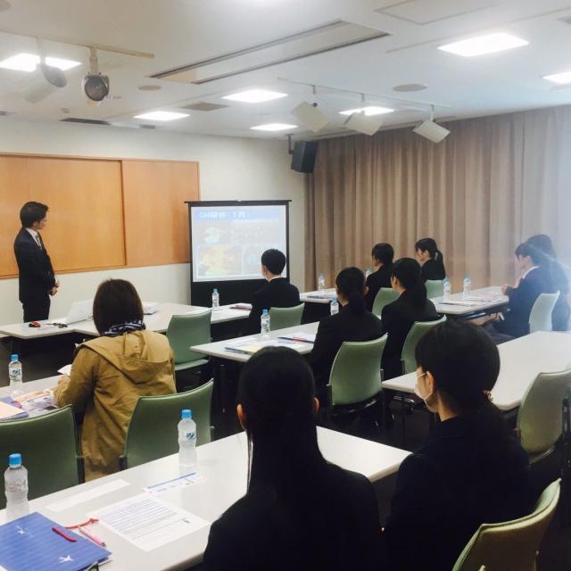 西日本アカデミー航空専門学校 AIRPORT OPEN CAMPUS1