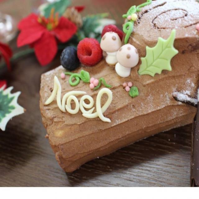 山手調理製菓専門学校 【製菓】1人1台お持ち帰り!クリスマス★ケーキレッスン1