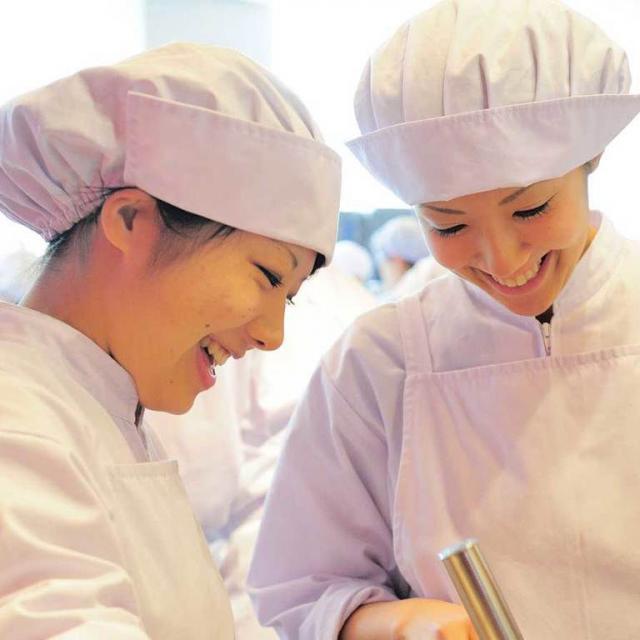 服部栄養専門学校 栄養士科限定 学校見学会(管理栄養士・栄養士を目指す方へ)1