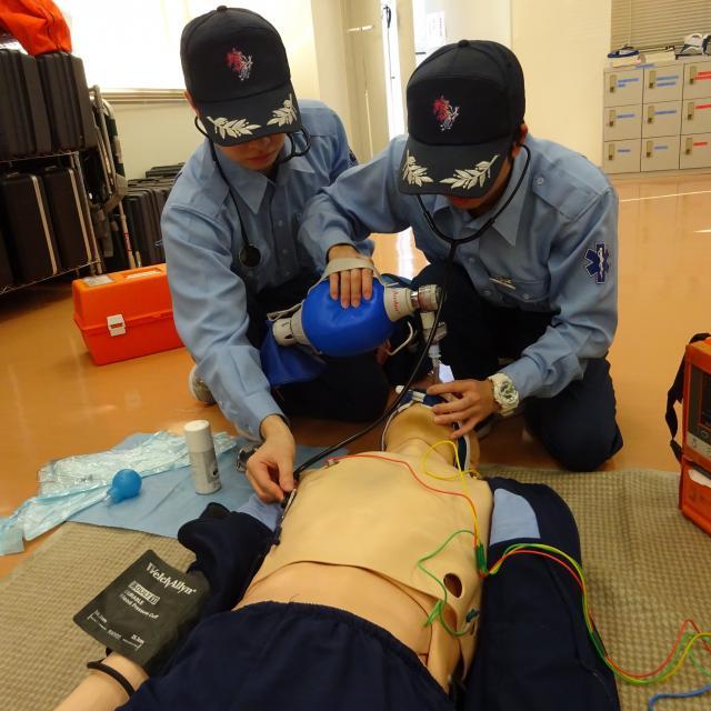 湘南医療福祉専門学校 骨折した!家にあるものでの応急手当を学ぼう【救急救命科】1