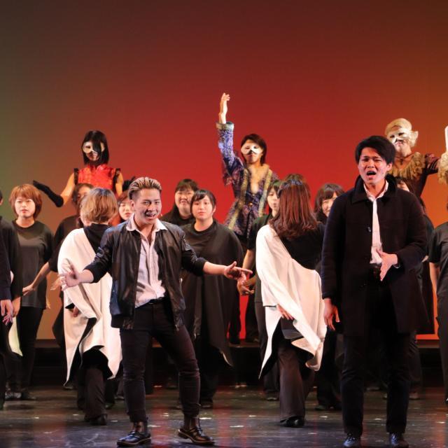 九州大谷短期大学 【1泊2日】演劇ワークショップ(ミュージカルコース)1
