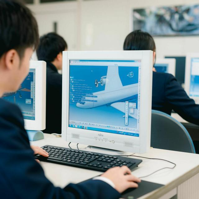 日本航空大学校 夏の特別オープンキャンパス3