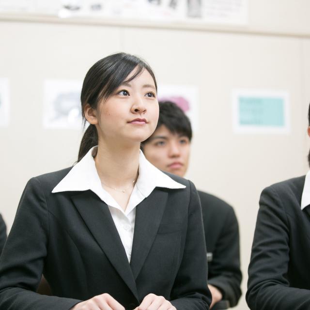 中村国際ホテル専門学校 【ブライダルコース】憧れのブライダルスタッフのお仕事体験3