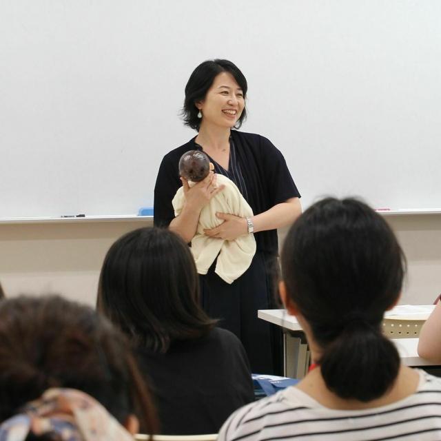 東京立正短期大学 オープンキャンパス <模擬授業があります>4