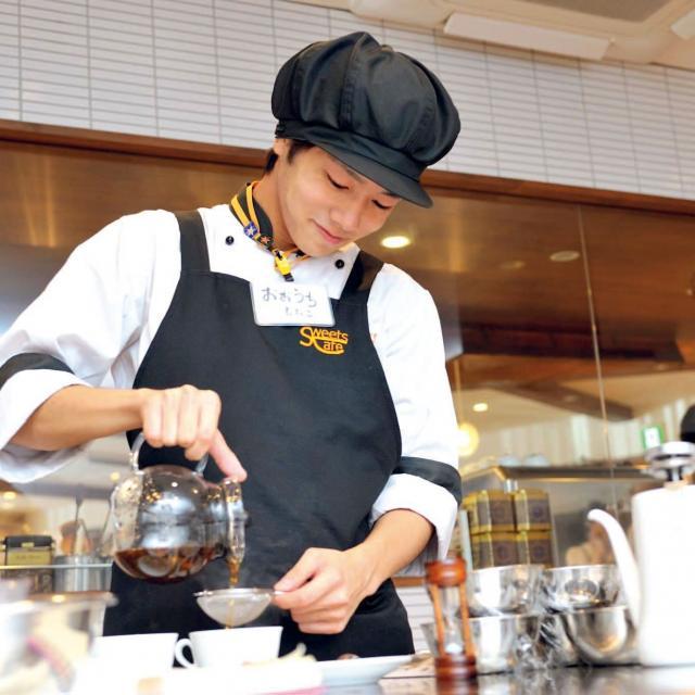札幌スイーツ&カフェ専門学校 無料送迎バス付きオープンキャンパス♪2