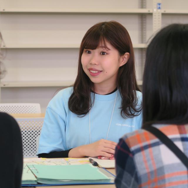 和泉短期大学 ナイトミニオープンキャンパス4