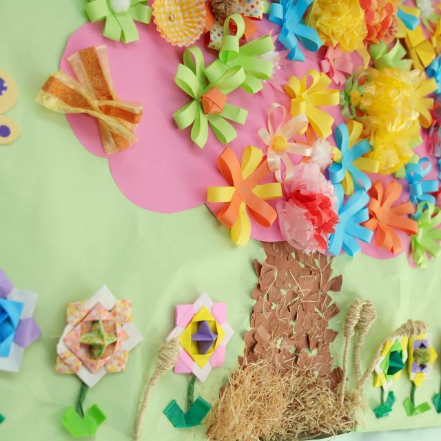 仙台幼児保育専門学校 すぐに使えるオリジナルの保育教材を作ろう☆【体験授業】3