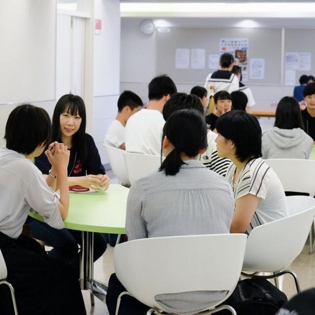 札幌保健医療大学 【栄養学科】オープンキャンパス3