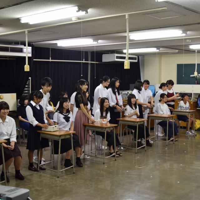 新潟医療技術専門学校 【視能訓練士科】医療人の一歩はISENから1