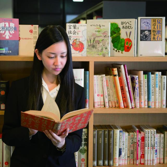 大阪城南女子短期大学 保育・福祉・食・ビジネスが良くわかるオープンキャンパス4