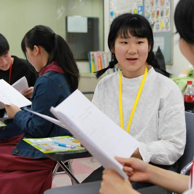 広島外語専門学校 広島外語 7/31(土)オープンキャンパス4