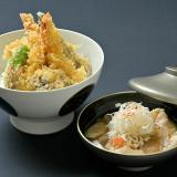 天丼&豚汁の詳細