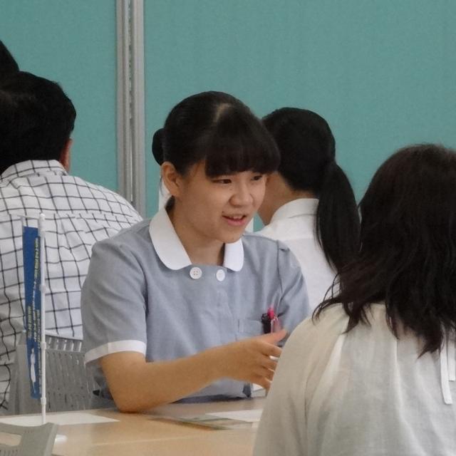埼玉医科大学短期大学 第3回 ~夏休み!!オープンキャンパスに行ってみよう~2