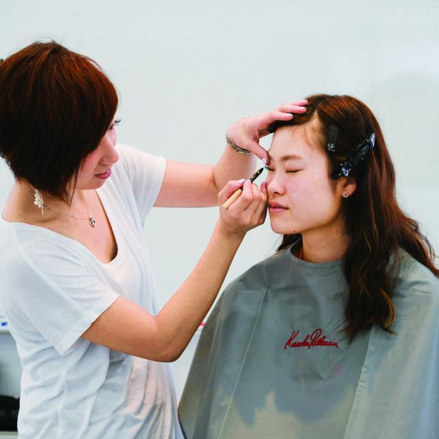 名古屋ファッション専門学校 7月  オープンキャンパス『体験入学』4