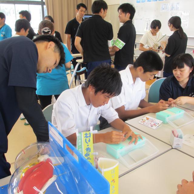 鹿児島第一医療リハビリ専門学校 【はり・きゅう学科】平成30年度オープンキャンパス日程2