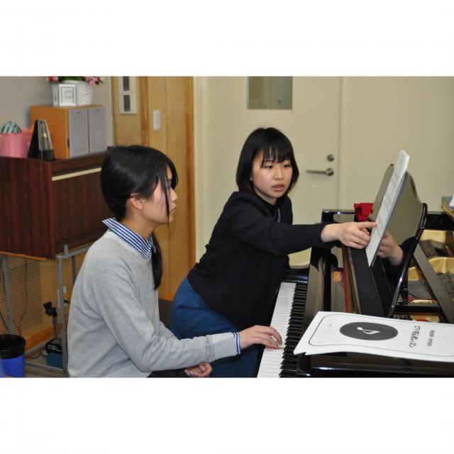 ピアノ入門教室