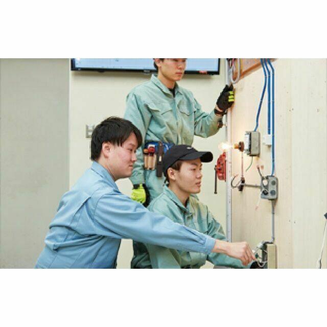 日本電子専門学校 【高度電気工学科】オープンキャンパス&体験入学3