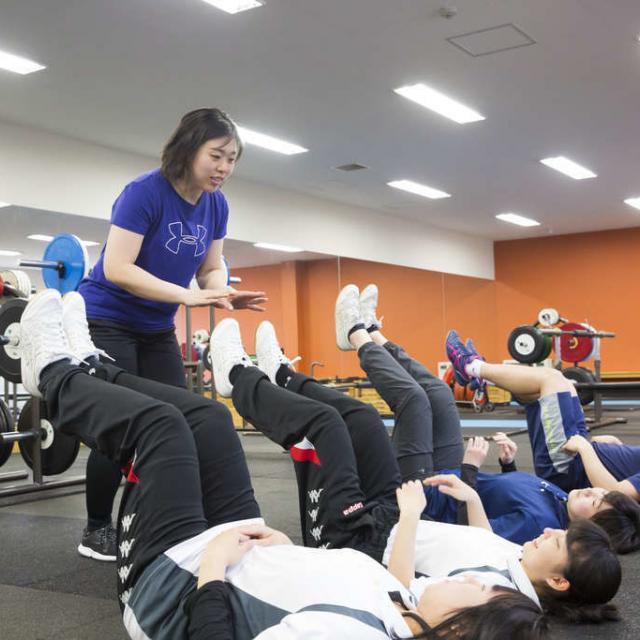 北海道メディカル・スポーツ専門学校 体験授業つきオープンキャンパス1