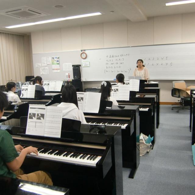 びわこ学院大学短期大学部 夏のオープンキャンパス20184