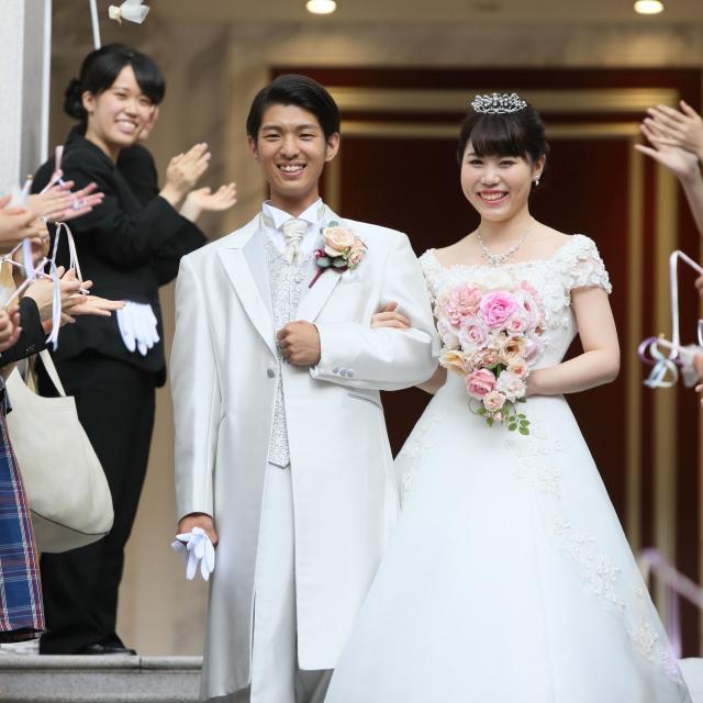 結婚式をプロデュースしてみよう♪ブライダル体験入学