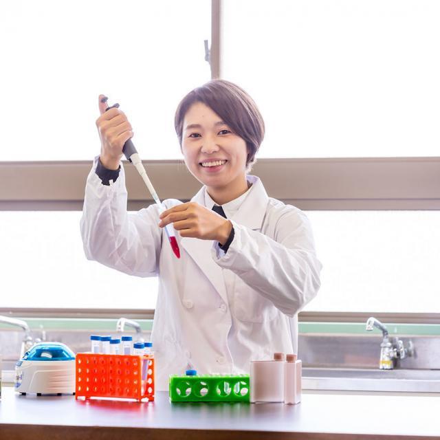 西武学園医学技術専門学校 オープンキャンパス(臨床検査技師科)顕微鏡マスター2