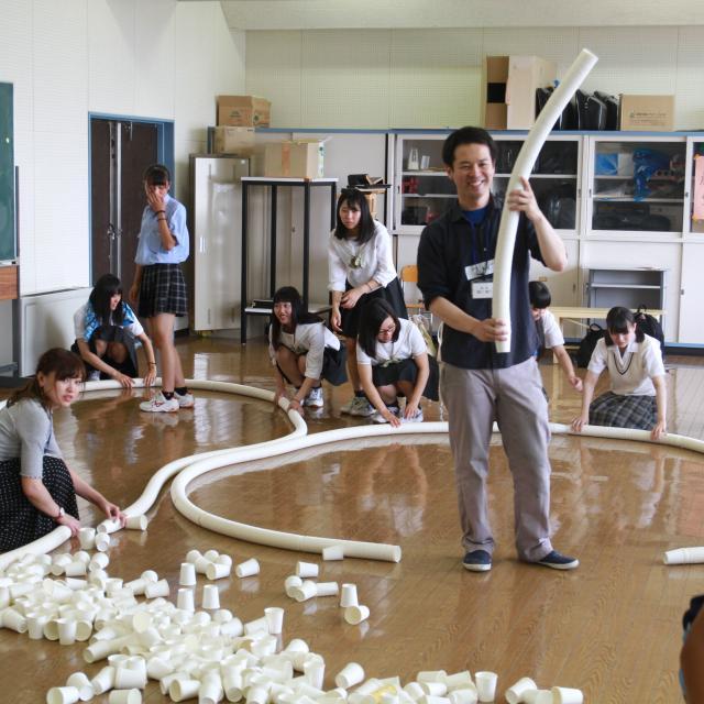 羽陽学園短期大学 オープンキャンパス2