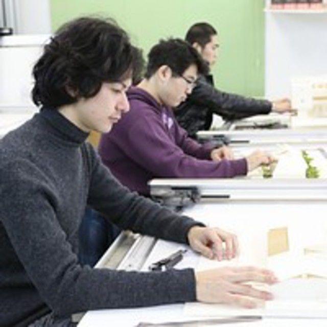 日本理工情報専門学校 体験イベント!「建築CAD体験」2