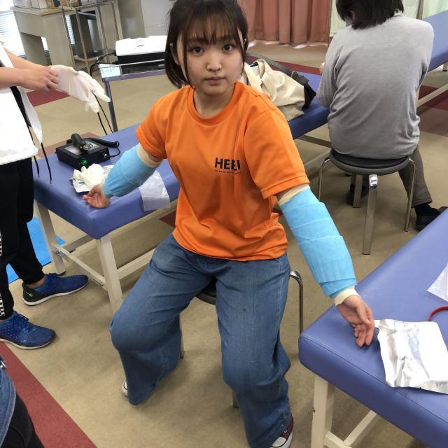 平成医療学園専門学校 【オープンキャンパス】進路の決めてになる体験授業!3