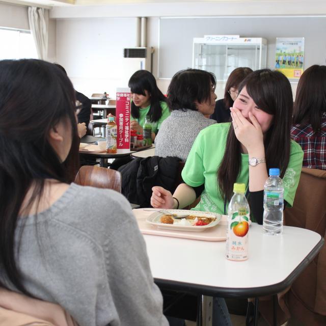 旭川大学 【保健福祉学部コミュニティ福祉学科】オープンキャンパス3